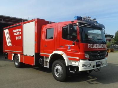 Feuerwehr Sulzfeld